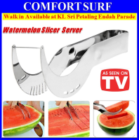 Stainless Steel Watermelon Slicer Knife Cutter Server Corer Tool Smart Kitchen Gadget
