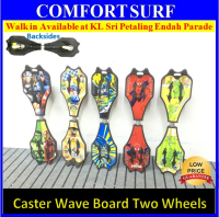 Eco Sports Caster Board two wheels Wave Board Skateboard