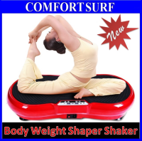 NEW! Ushaper Whole Body Vibration Shaker Shaper Slimming Fitness Exercise