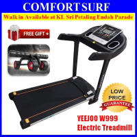 2.0HP YeeJoo Electric Treadmill W999 Home Fitness Gym Running Walking Equipment