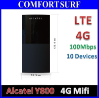Alcatel Y800 4G LTE 100Mbps Full Band LTE Mifi Wireless Router Broadband Modem