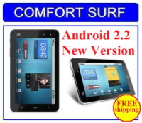 "ZTE Light V9 7"" Android 2.2  tablet PC 3G / GPS / Voice Call"