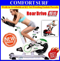 NEW A8L Rear Drive Spinning Bicycle / Cycling Exercise Bike 13KG Flywheel Home GYM Fitness Equipment