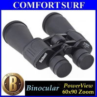 Bushnell Binocular Telescope PowerView 60x90 Coated Optics HD Green Film