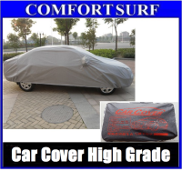 High Grade Car Vehicles Garage Thick Cotton Waterproof Rain Dust Sunlight Whole Protection