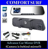 "Car Mirror Rearview Full HD DVR CCTV 2.0"" LCD Screen Camera Camcorder"
