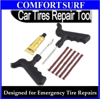 Car Vehicles Tire Repair Kit