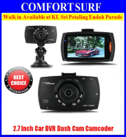 Car DVR Camera Dash Camcorder Video 2.7 LCD
