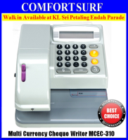 Multi Currency Cheque Writer MCEC 310 CheckWriter Cheque Printer