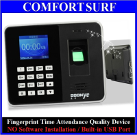 SOONYE Fingerprint Time Attendance System Device