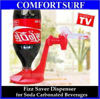 Fizz Saver Soda Carbonated Beverages Dispenser
