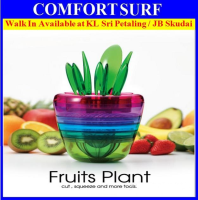 Fruits Plant Multifunction Fruits and Vegetable Kitchen Cutter Squeezer Grater Tool Set