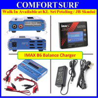 IMAX B6 New 80W Fast Balance Charger Discharger 1-6 Cells with AC Adaptor For RC Fewer