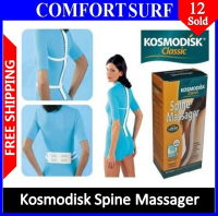 Kosmodisk Classic Spine Massager Pain Relief at spine and back area