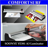 Original SoonYe Multifunction 6-in-1 A3 Laminator + Paper Cutter + Trimmer