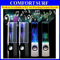 LED Water Dancing Computer Handphone Speaker