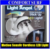 Light Angel Motion Activated Sensor Indoor Outdoor Cordless LED Light