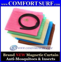 Brand New Magnetic Curtain, Net, Magic Mesh-Mosquito & Insect Repeller