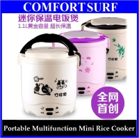 Multifunction Non Stick Mini Rice Cooker