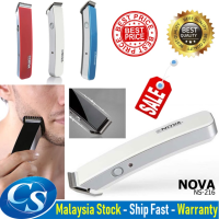 Nova NS-216 Magic Blade Cordless Rechargeable Professional hair Cutter Clipper Trimmer Shaver