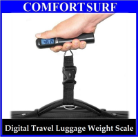 Portable Travel Electronic LED LCD Backlight Digital Baggage/Luggage Weight Strap Scale