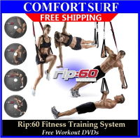 Rip:60 Fitness Training System Total-Body Transformation