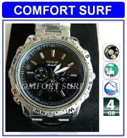 4GB HD Waterproof Spy Watch Camera Video camcorder