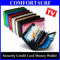 Aluma Security Credit Card Wallet