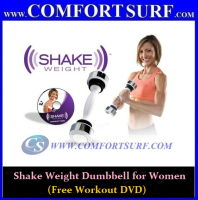 Shake Weight Dumbbell Shoulder Muscle Builder Fitness & Exercise for Women