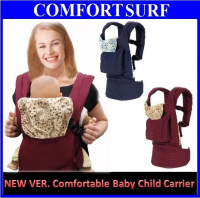 NEW Version Breathable Baby Carrier for Baby Child (Carry up to 16kg)
