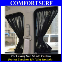 Car Luxury Sun Shade Net Cloth Curtain