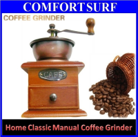 Home Office Best Premium Classic Manual Coffee Fine Grinder