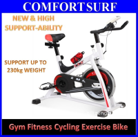NEW VERSION ELEGANT DESIGN Gym / Fitness Equipment Spinning Bicycle / Cycling Exercise Bike