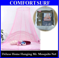 Delux Hanging Dome Mosquito Net (White Color)