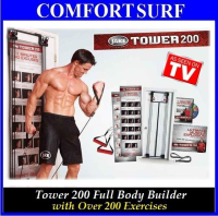 Tower 200 Full Body Builder By Jack