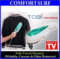 Lightweight & Portable Easy Handheld Tobi Travel Steamer Iron Clothes