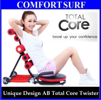 Unique Design Total Core Twister AB Workout Machine with 4 Spring