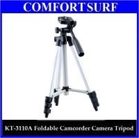 KT-3110A Foldable Camcorder & Camera Tripod with Free Carrying Bag