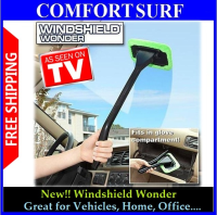 New!! Windshield Wonder - Makes Cleaning Windshields Fast & Easy
