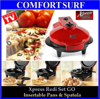 Multipurpose Xpress Redi Set GO with Insertable Pan & Spatula