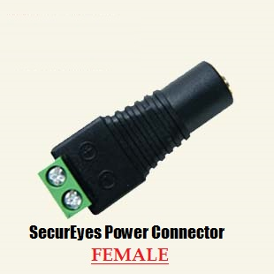 CCTV 1 to 4 Spliter Power Cable FEMALE