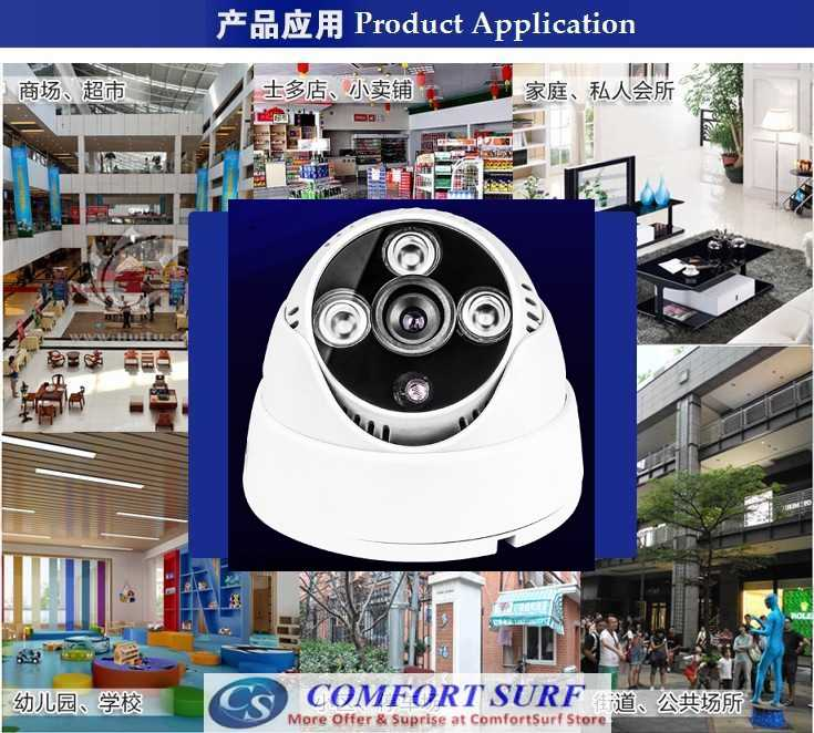 CCTV Dome 1/3