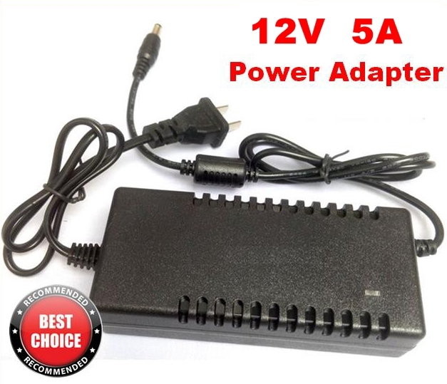 SecurEyes CCTV 12V DC Switch Power Supply With Cable