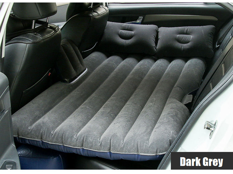 Easy Carry Lightweight Inflatable Car Air Bed Mattress for Back Seat for Travle/Camping!