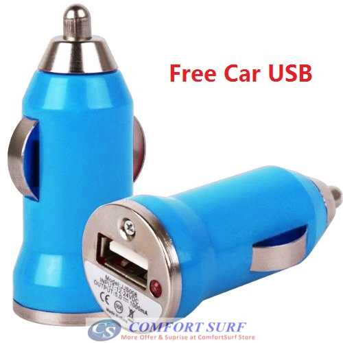 Free Car USB Charger
