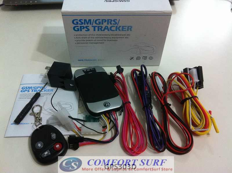 2014 Vehicle Real Time GPS Tracker for Vehicle Car / Motorcycle / Van / Bus / Truck / Any Moving Object