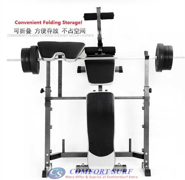 Multifunction Professional Gym Dumbbell Chair Weight