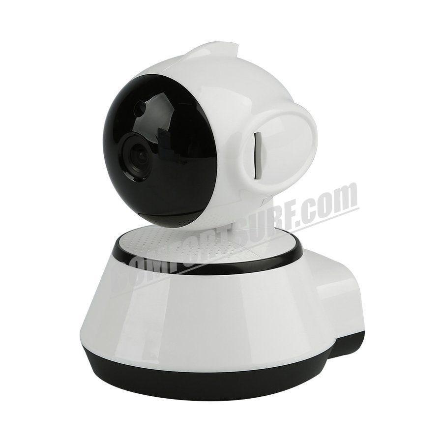 V380 Mini Wifi Wireless Cctv Home Security Hd 720p Ip