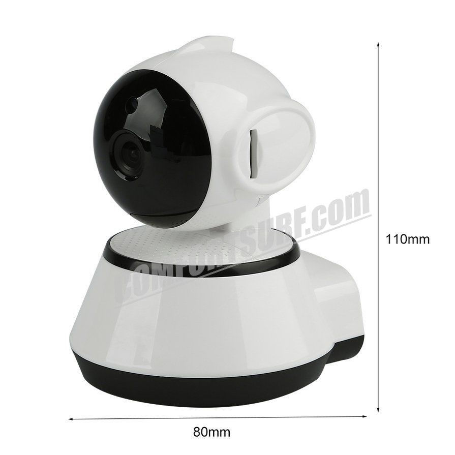 V380 Mini Wifi Wireless Cctv Home Security Hd 720p Ip