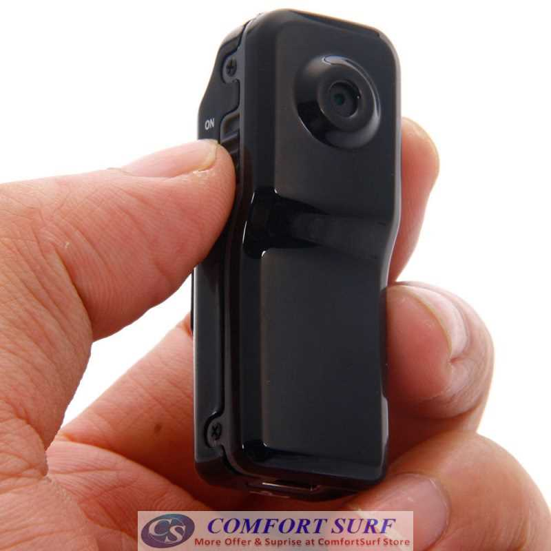 Smallest MD81 P2P Wireless IP Camera Wifi Sport Mini DV HD Camcorder DVR Recorder